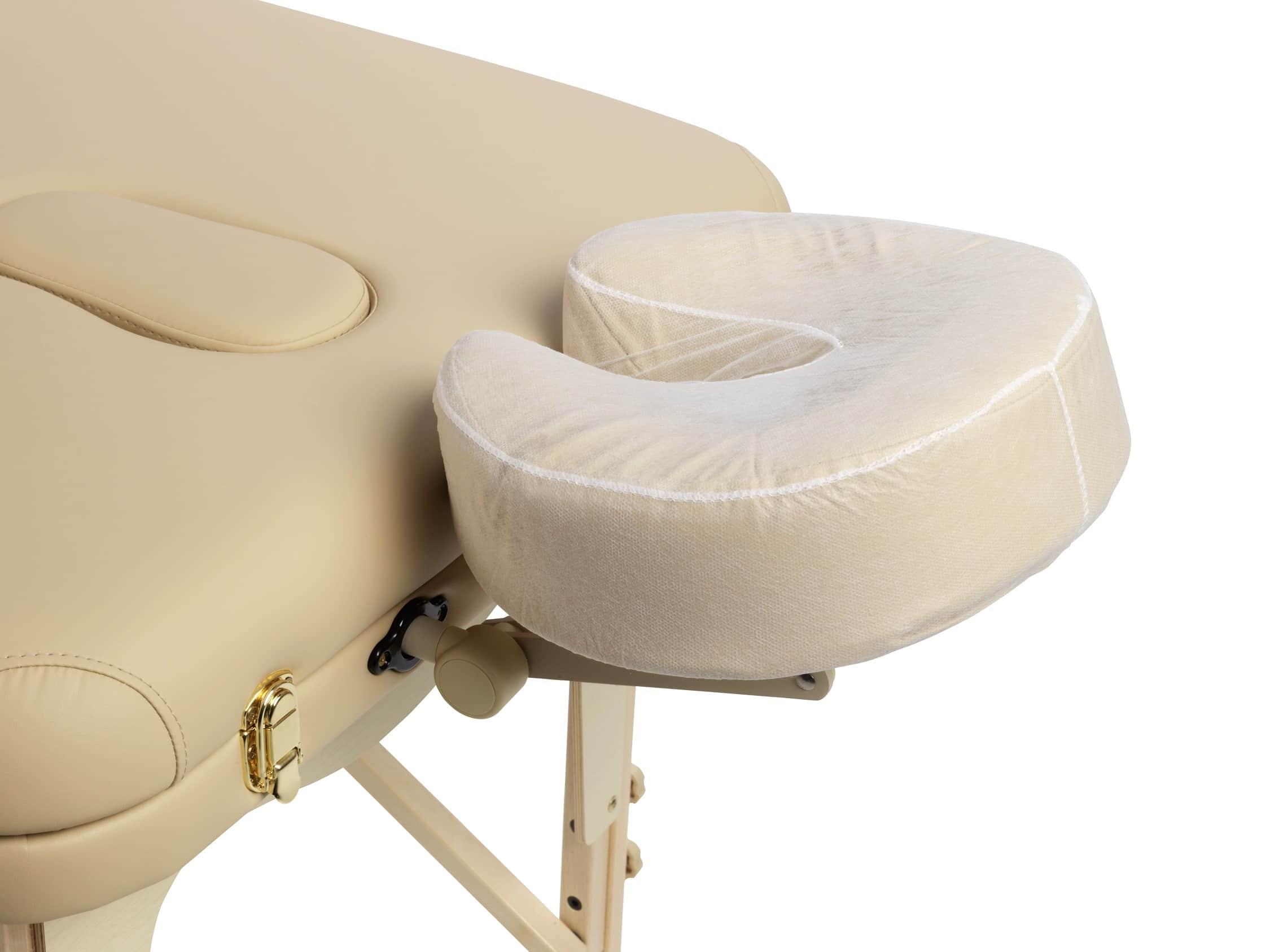 Massage Hoofdsteunhoezen met elastiek 50 stuks