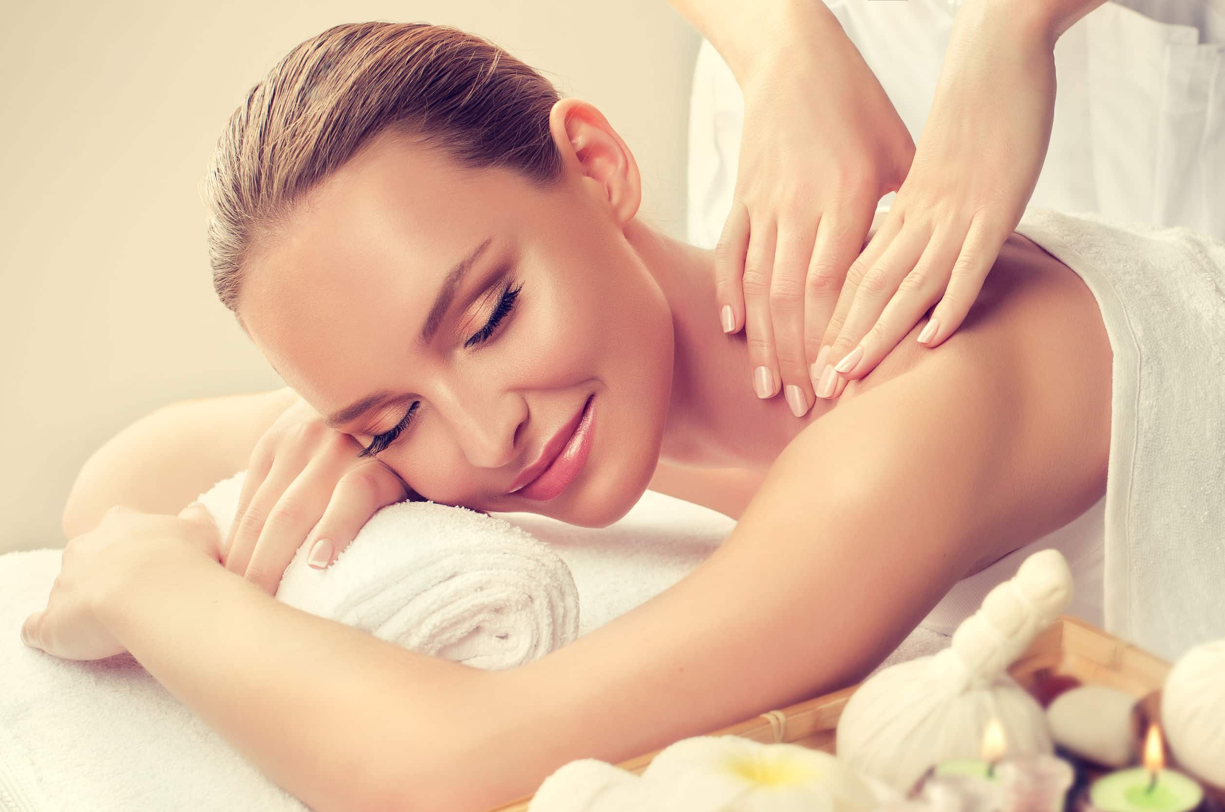 Rolfing massage