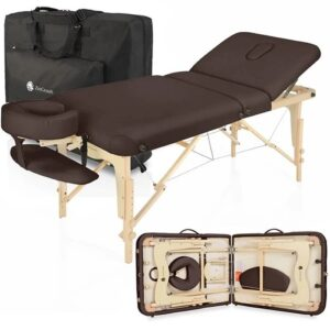 Massage tafel Nimman Chocolade